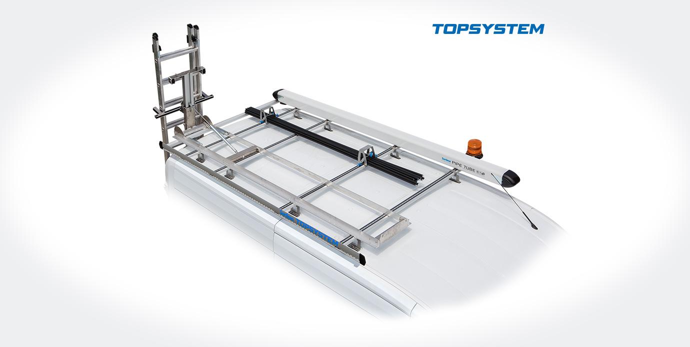Sortimo Dachträger TopSystem individuell anpassbar