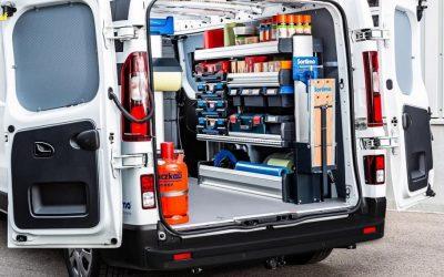 Végre rend a kisteherautóban – 5 lépés a tökéletesen szervezett raktérhez