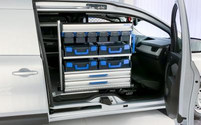 Meggyőző SR5 rendszer az új Renault Kangoo Rapidban